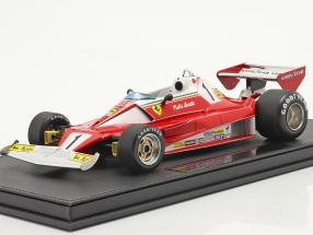 Niki Lauda Ferrari 312T2 #1 4th Italian GP formula 1 1976 1:18 GP Replicas