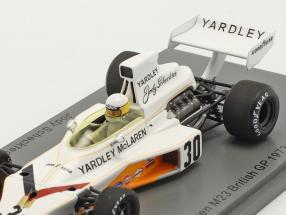 Jody Scheckter McLaren M23 #30 British GP formula 1 1973