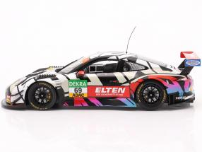 Porsche 911 (991) GT3 R #69 GT Masters 2018 Slooten, Luhr Iron Force
