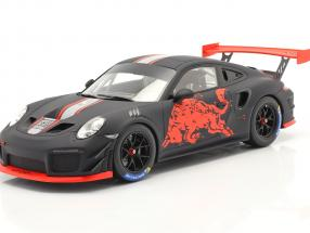 Porsche 911 GT2 RS Clubsport Red Bull 2019 black / red
