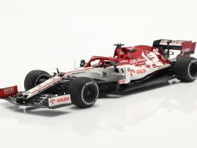 A. Giovinazzi Alfa Romeo Racing C39 #99 Test Barcelona formula 1 2020 1:18 Spark