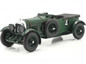 Bentley Speed Six #4 Winner 24h LeMans 1930 Barnato, Kidston 1:18 Spark