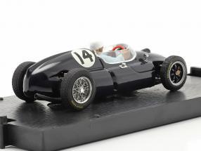 Stirling Moss Cooper T51 #14 Winner Italian GP formula 1 1959