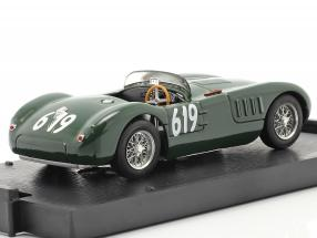 Jaguar C-Type #619 Mille Miglia 1952 Moss, Dewis