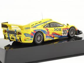 McLaren F1 GTR #30 Super GT Motegi 2002 Okada / Kurosawa