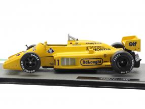 Satoru Nakajima Lotus 99T #11 formula 1 1987