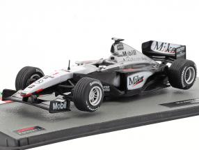 Mika Häkkinen McLaren MP4/14 #1 formula 1 World Champion 1999 1:43 Altaya