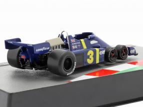Jody Scheckter Tyrrell P34 #3 formula 1 1976