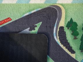 Play carpet Hockenheimring 150 x 90 for scale 1:43 / 1:64 / 1:87 Speedy Rugs