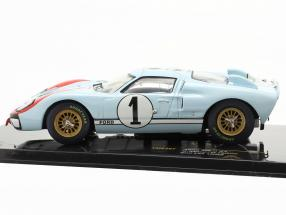 Ford MK II #1 24h LeMans 1966 Miles, Hulme