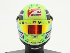 Mick Schumacher Prema Racing #20 formula 2 champion 2020 helmet 1:4 Schuberth