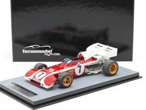 Mario Andretti Ferrari 312B2 #7 4th South African GP formula 1 1972 1:18 Tecnomodel