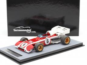 Clay Regazzoni Ferrari 312B2 #6 South African GP formula 1 1972 1:18 Tecnomodel