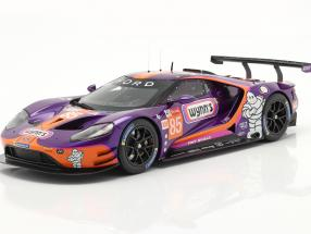 Ford GT #85 24h LeMans 2019 Keating, Bleekemolen, Fraga 1:18 TrueScale
