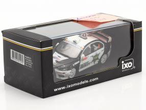Mitsubishi Lancer Evo X #0 Safety Car Geko Ypres rally 2011 1:43 Ixo / 2nd choice