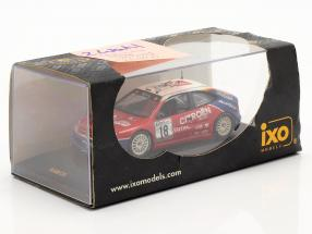 Citroen Xsara WRC #18 Winner Germany rally 2003 Loeb, Elena 1:43 Ixo / 2nd choice