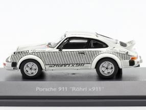 Porsche 911 Walter Röhrl x911 white / black