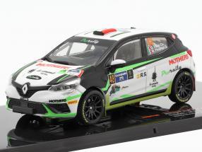 Renault Clio RSR #48 Rallye Mexico 2020 Rejon, Pimentel