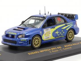 Subaru Impreza WRC #46 rally Monza 2005 Rossi, Cassina 1:43 Ixo