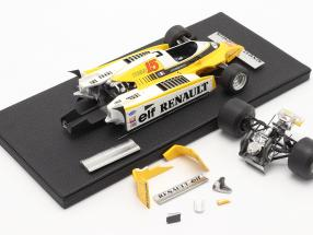 Jean-Pierre Jabouille Renault RE20 Turbo #15 F1 1980 1:18 GP Replicas/2. choice