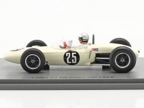 Jim Hall Lotus 21 #25 Mexican GP 1962