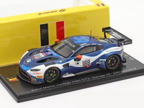 Aston Martin Vantage AMR GT3 #188 24h Spa 2019 Garage 59 1:43 Spark