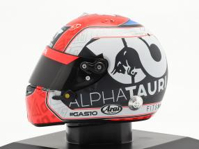 Pierre Gasly #10 Scuderia Alpha Tauri Honda formula 1 2020 helmet