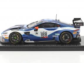 Aston Martin Vantage AMR GT3 #188 24h Spa 2019 Garage 59
