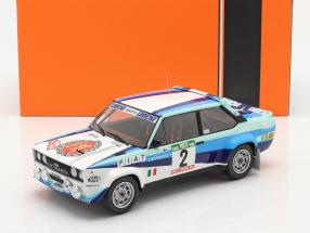 Fiat 131 Abarth #2 2nd Rally Portugal 1980 Alen, Kivimaki 1:18 Ixo