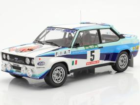 Fiat 131 Abarth #5 World Champion Rally Portugal 1980 Röhrl, Geistdörfer 1:18 Ixo