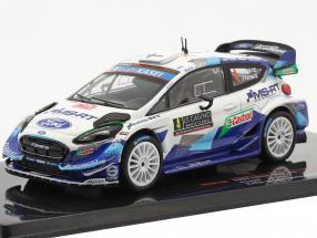 Ford Fiesta WRC #4 Rally Monte Carlo 2020 Lappi, Ferm 1:43 Ixo