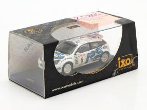 Ford Focus WRC #5 rally Monte Carlo 2003 Duval, Fortin 1:43 Ixo / 2nd choice