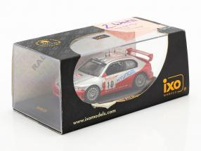 Hyundai Accent WRC #10 rally Monte Carlo 2003 Schwarz, Hiemer 1:43 Ixo / 2nd choice