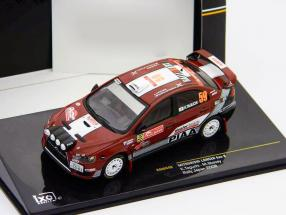Mitsubishi Lancer Evo X #59 rally Japan 2008 1:43 Ixo / 2nd choice