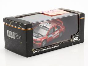 Mitsubishi Lancer WRC #63 rally Sweden 2006 Carlsson, Holmstrand 1:43 Ixo / 2nd choice