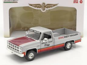 GMC Sierra Classic 1500 Official Truck 65th Indy 500 1981 1:18 Greenlight