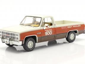 GMC Sierra Classic 1500 Official Truck 67th Indy 500 1983 1:18 Greenlight