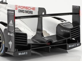 Porsche 919 Hybrid #1 Testcar Pre Saison Test Paul Ricard 2017
