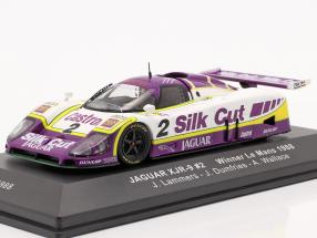 Jaguar XJR-9 #2 Winner 24h LeMans 1988 Lammers, Dumfries, Wallace 1:43 Ixo