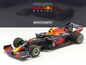 A. Albon Red Bull Racing RB16 #23 4th Styrian GP F1 2020 1:18 Minichamps