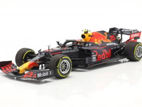 A. Albon Red Bull Racing RB16 #23 4th Styrian GP F1 2020