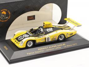 Renault Alpine A442 #8 LeMans 1977 Depailler, Laffite 1:43 Ixo / 2nd choice