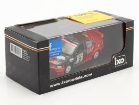 Mitsubishi Lancer Evo VI #2 winner rally Canberra 1999 1:43 Ixo / 2nd choice