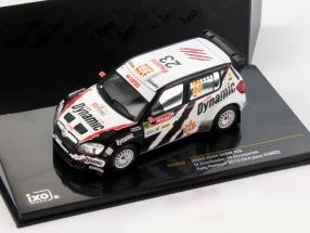 Skoda Fabia S2000 #23 3rd S-WRC rally Portugal 2010 1:43 / 2nd choice