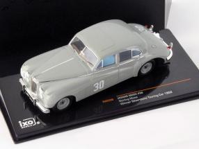 Stirling Moss Jaguar MKVII #30 Sieger Silverstone Touring Car 1952 1:43 Ixo / 2. Wahl