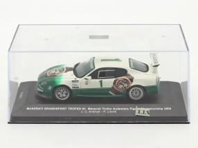 Maserati Grandsport Trofeo #1 World Championship 2006 Andruet, Liechti   / 2nd choice