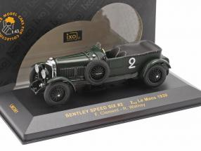 Bentley Speed Six #2 LeMans 1930 Clement, Watney 1:43 Ixo / 2nd choice