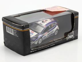 Ford Fiesta S2000 #2 Hirvonen, Lehtinen rally Monte Carlo 2010 1:43 Ixo / 224 choice