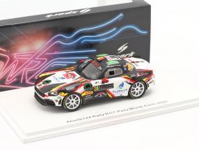 Abarth 124 Rally RGT #39 Rallye Monte Carlo 2020 Caprasse, Herman 1:43 Spark