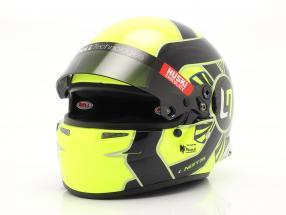 Lando Norris #4 McLaren F1 Team formula 1 2021 helmet